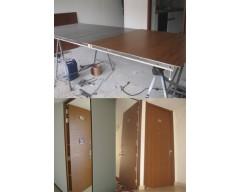 Montaje Cerraduras Puertas madera